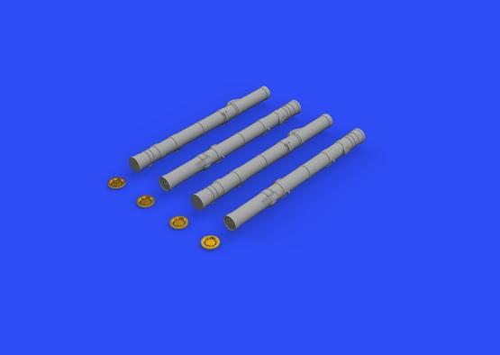9K114 Sturm missiles / 1:48