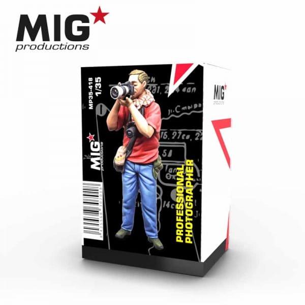Mig Production Professional Photographer / 1:35