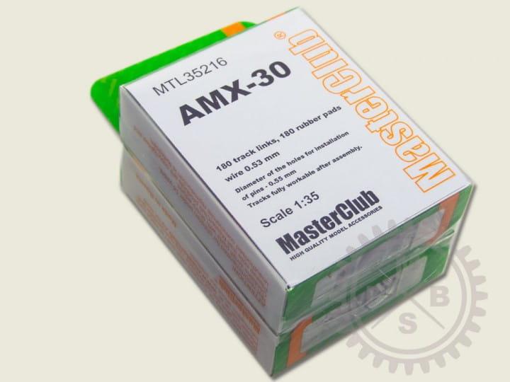 Masterclub Tracks for AMX-30 / 1:35