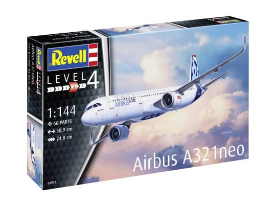 Revell Airbus A321 Neo / 1:144
