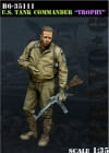 US Tank Commander (Trophy) 1944-45 / 1:35