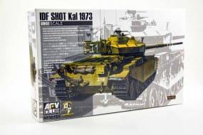 IDF Shot Kal 1973 / 1:35