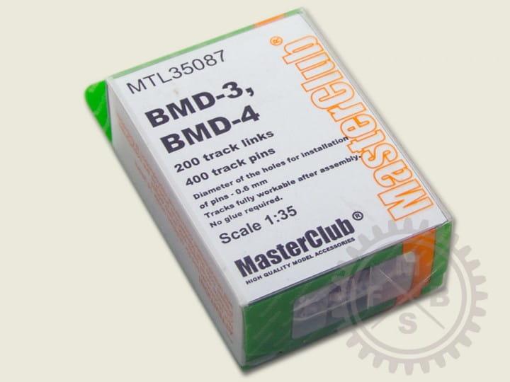 Masterclub Tracks for BMD-3 / BMD-4 / 1:35