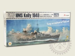 HMS Kelly 1940 -Full Hull- / 1:700
