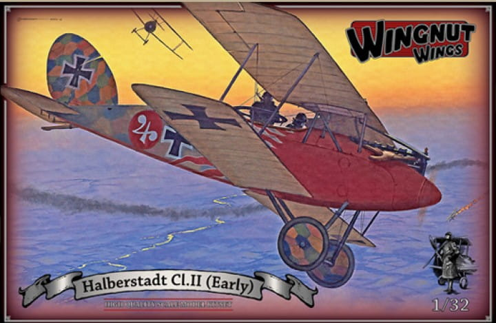 Wingnut Wings Halberstadt Cl.II (Early) / 1:32