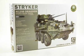 US Army M1296 Stryker Dragoon / 1:35