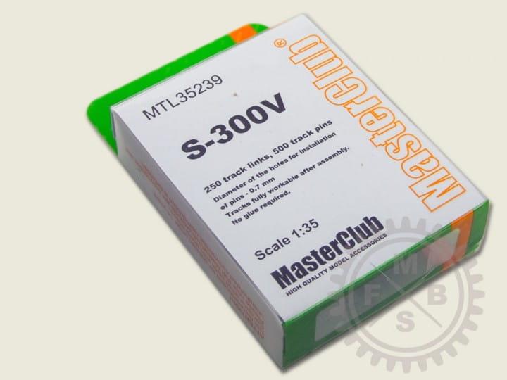 Masterclub Tracks for S-300V / 1:35