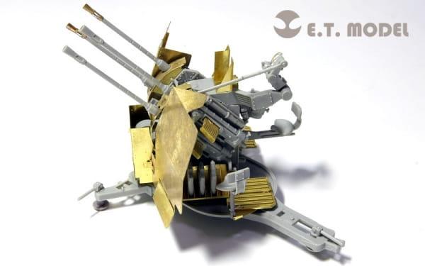 Trumpeter 2309 FLAK 38 German 2.0cm anti-aircraft guns in 1:35