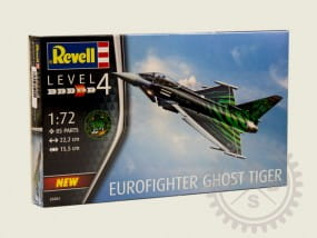 Eurofighter Ghost Tiger / 1:72