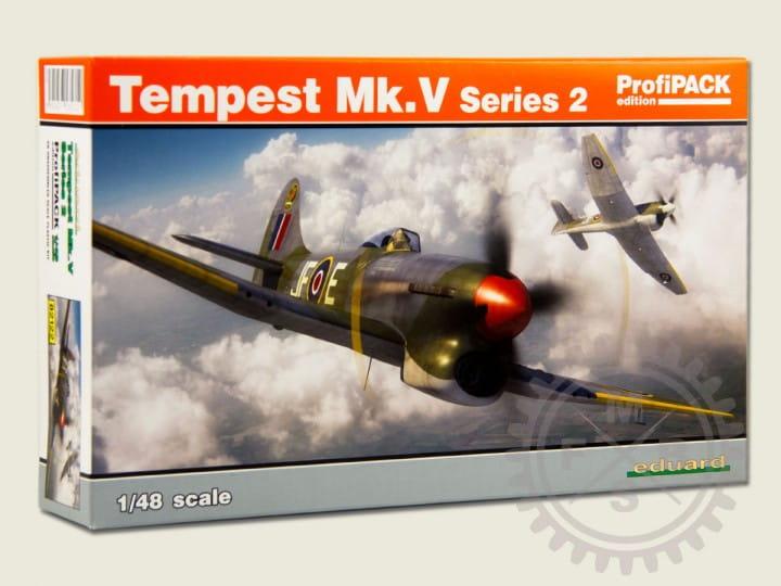 Eduard Models Tempest Mk.V series 2 - Profipack - / 1:48