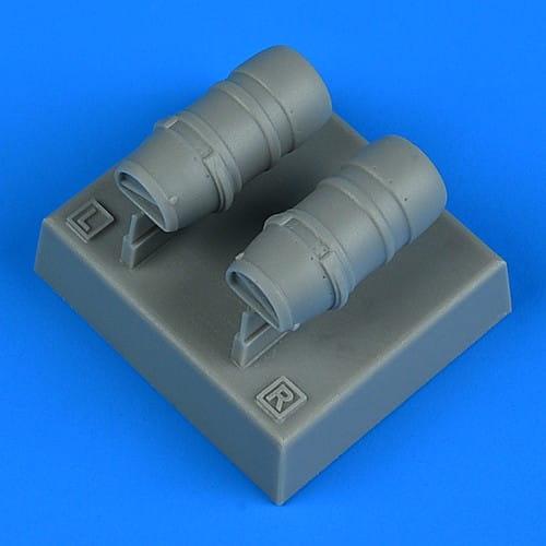 Macchi Mc.205 Veltro oil radiators - Hasegawa - / 1:48