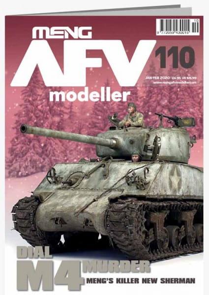 AFV Modeller AFV Modeller Ausgabe 110