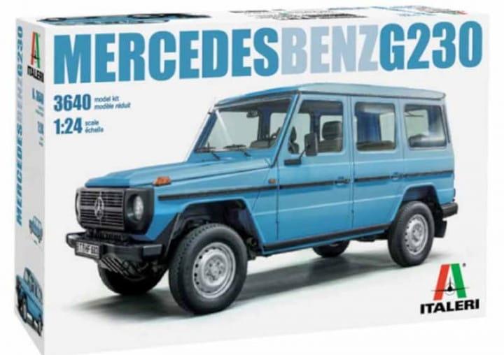 Mercedes-Benz G230 / 1:24