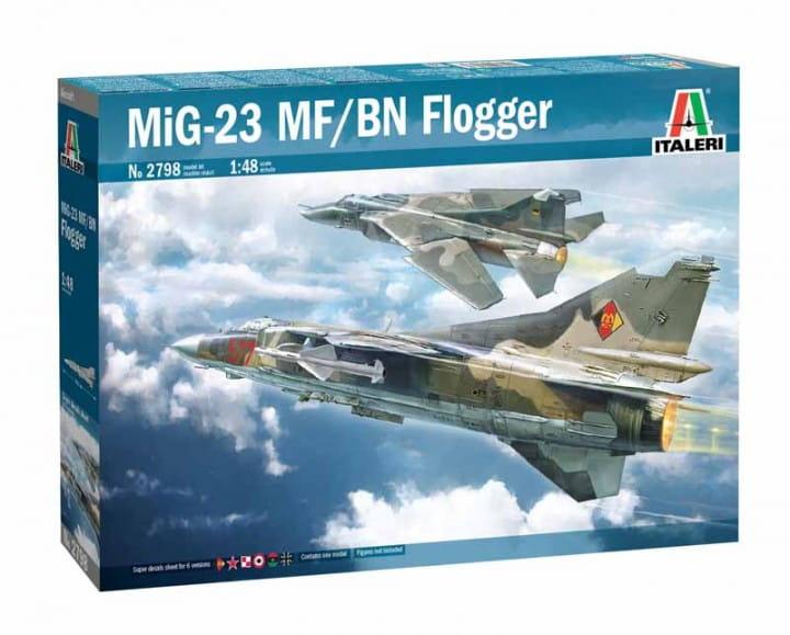 MiG-23 MF/BN