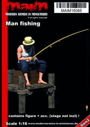 Man fishing / 1:16