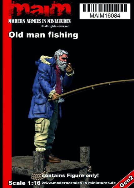 MAiM / Front46 Old man fishing / 1:16