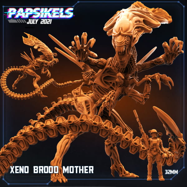 Xeno Brood Mother -Epic Size-