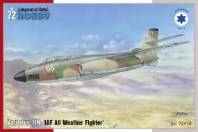 Vautour IIN 'IAF All Weather Fighter' / 1:72