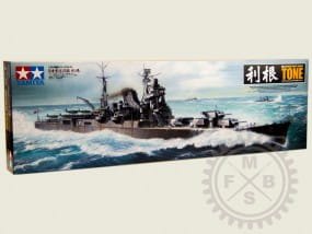 IJN Heavy Cruiser TONE / 1:350