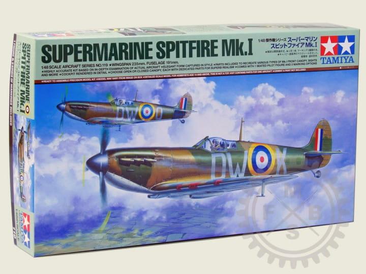 Tamiya Supermarine Spitfire MK. I / 1:48