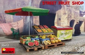 Street Fruit Shop / 1:35