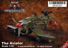 The Aviator - Steam Punk Vehicle / 1:35