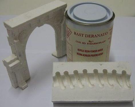 acryl resin pulver auf wasserbasis 1000g rastderanau. Black Bedroom Furniture Sets. Home Design Ideas