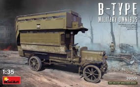 B-Type Military Omnibus / 1:35
