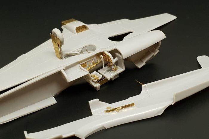 Yak-1b (Brengun kit) / 1:72