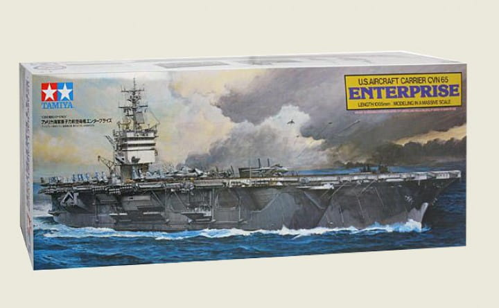 USS Enterprise CVN-65 / 1:350