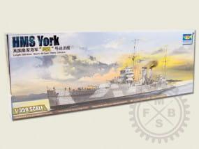 HMS York / 1:350