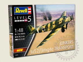 Junkers Ju 52/3m Transport / 1:48