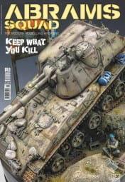 Abrams Squad Ausgabe 31 / Englische Version