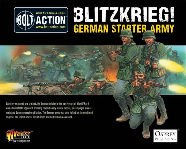 Blitzkrieg! German Starter Army