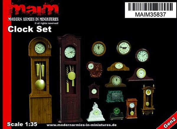 Clock Set / 1:35