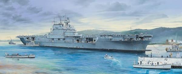 USS Enterprise CV-6 / 1:200