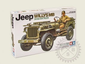 U.S. Willys Jeep 1/4ton / 1:35