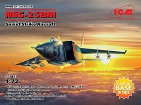 MiG-25 BM, Soviet Strike Aircraft / 1:72