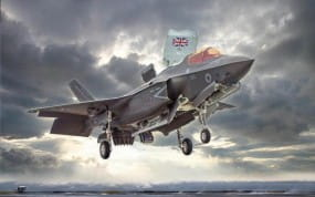 F-35B Lightning II V/STOL Version / 1:72