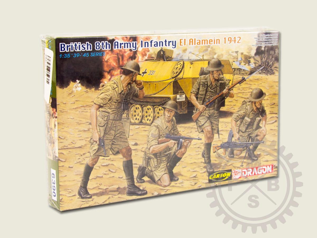 DRAGON GERMAN TANK CREW 1939-1943 1//35 Kits Soldiers 6 figures model