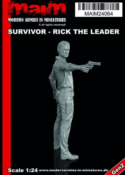 Rick the Leader - Suvivor / 1:24