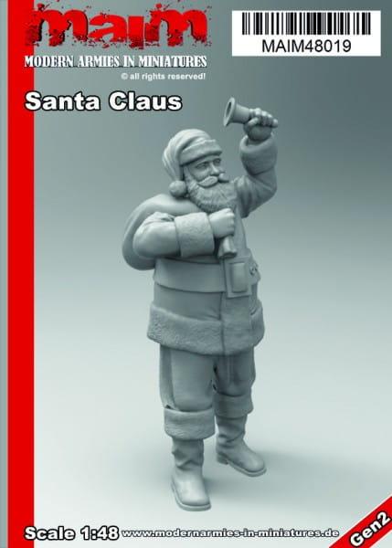 Santa Claus / 1:48