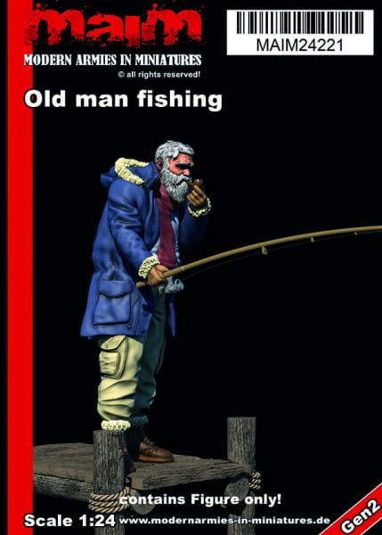 MAiM / Front46 Old man fishing / 1:24