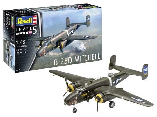 B-25C/D Mitchell / 1:48