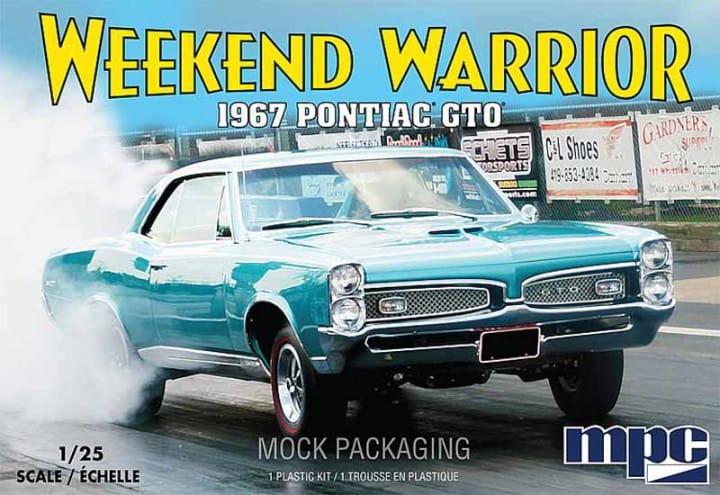 1967er Pontiac GTO / 1:25