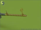 German aircraft machine gun MG 15 Barrels (2pcs) / 1:32