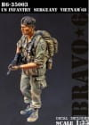 U.S. Infantry Sergeant Vietnam´68 / 1:35
