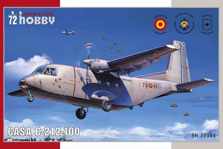 CASA C-212-100 / 1:72
