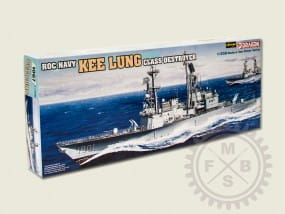 Kee Lung Class Destroyer / 1:350