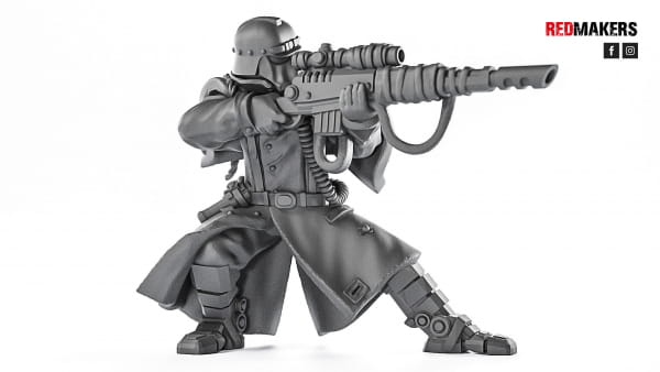 Death Squad - Sniper of the Imperial Force #1